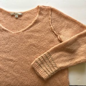 Lauren Conrad oversize slouchy sweater XL pink